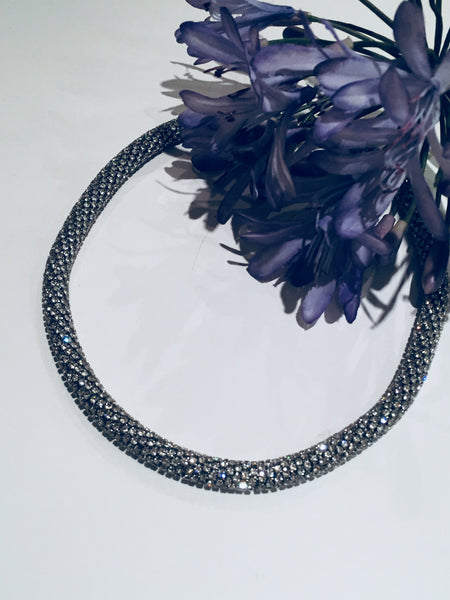 Sparkle  Diamante Statement Necklace