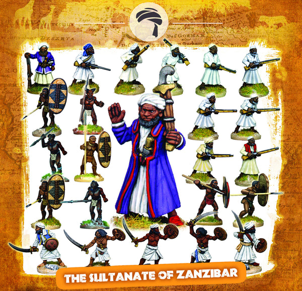 CONGO Box Set 2 - The Sultanate of Zanzibar