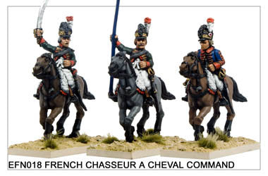 EFN018 Chasseur A Cheval Command
