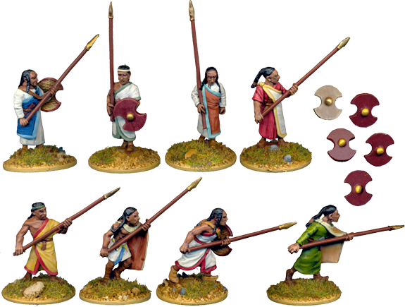 HIT003 - Hittite Spearmen 2