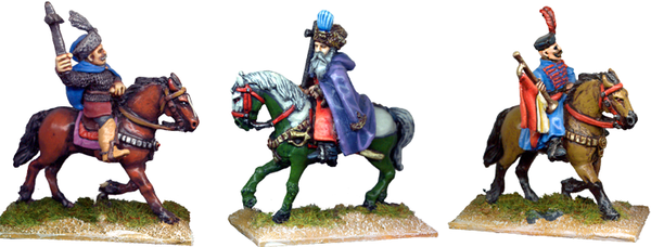 POL010 - Cavalry Command 2