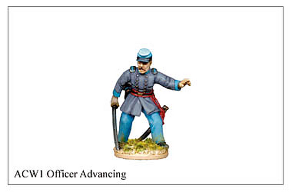 ACW001 - Officer Advancing