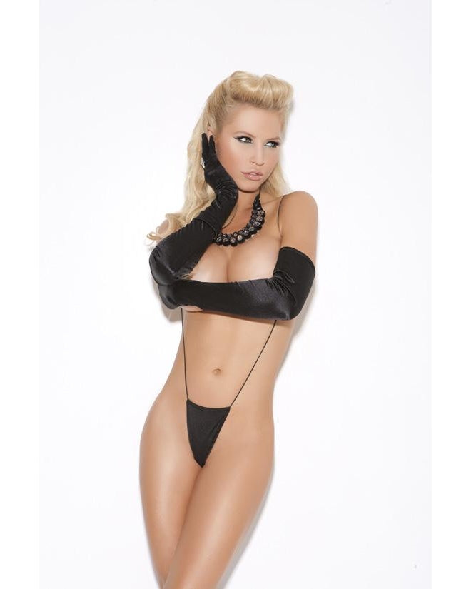 Suspender Thong-Elegant Moments-Exotic Angels Boutique