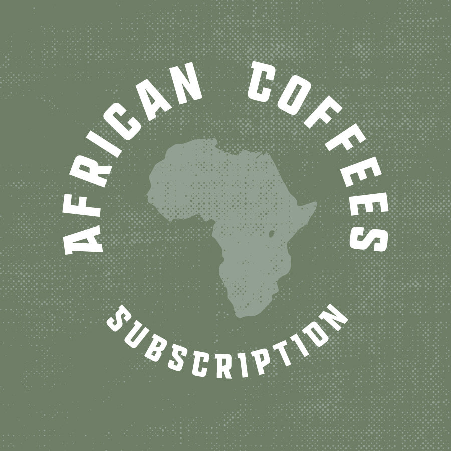 African Coffees Subscription