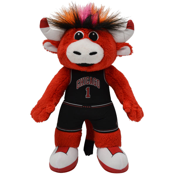 "Chicago Bulls Benny The Bull 10"" Plush Figure"