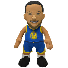"Golden State Warriors® Steph Curry Icon Jersey 10"" Plush Figure (Generation 2)"