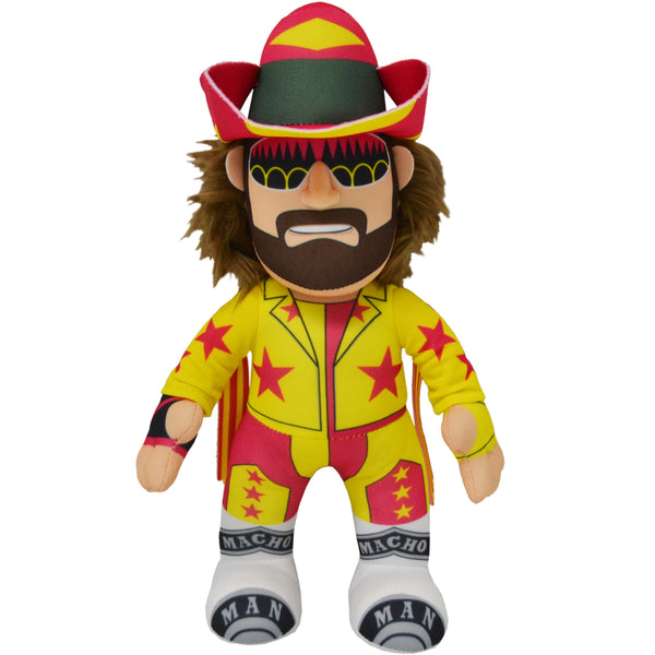 "WWE Randy ""Macho Man"" Savage 10"" Plush Figure (2nd Edition Release)"