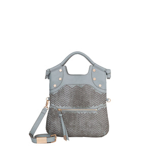 Ella Lady Tote in Misty Grey