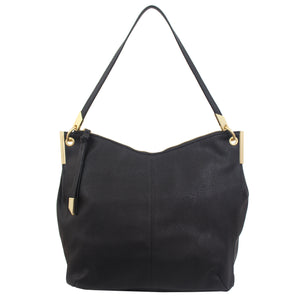 Harper Hobo in Black