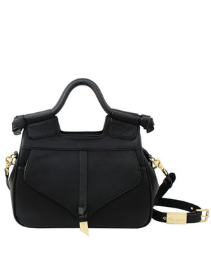 Brittany Satchel in Black