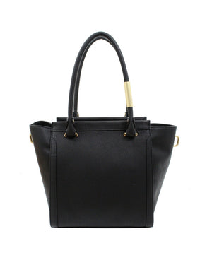 Ma Cherie Taylor Tote in Black