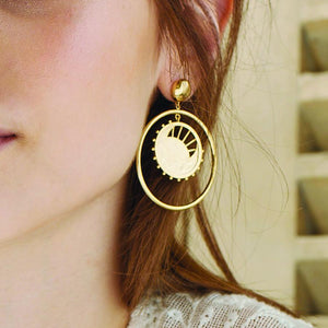 Dawning of a New Day Earrings