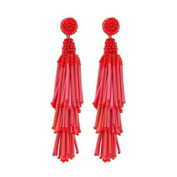 deepa Gurnani Rain Earrings