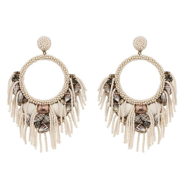 Leilani Earrings by Deepa Gurnani