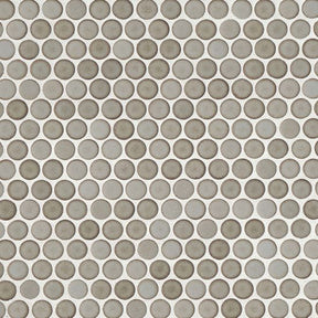 "360 3/4"" X 3/4"" Floor & Wall Mosaic in Pumice, Sold by the Piece"