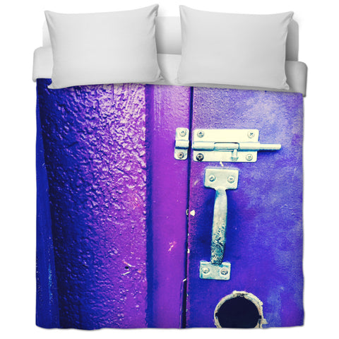 Padlocked Duvet Cover