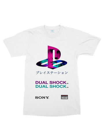 playstation cotton t-shirt