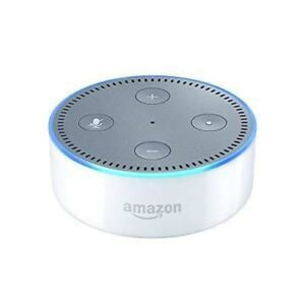 Echo Dot (2nd Generation) - WHITE - OEM - Smart Home