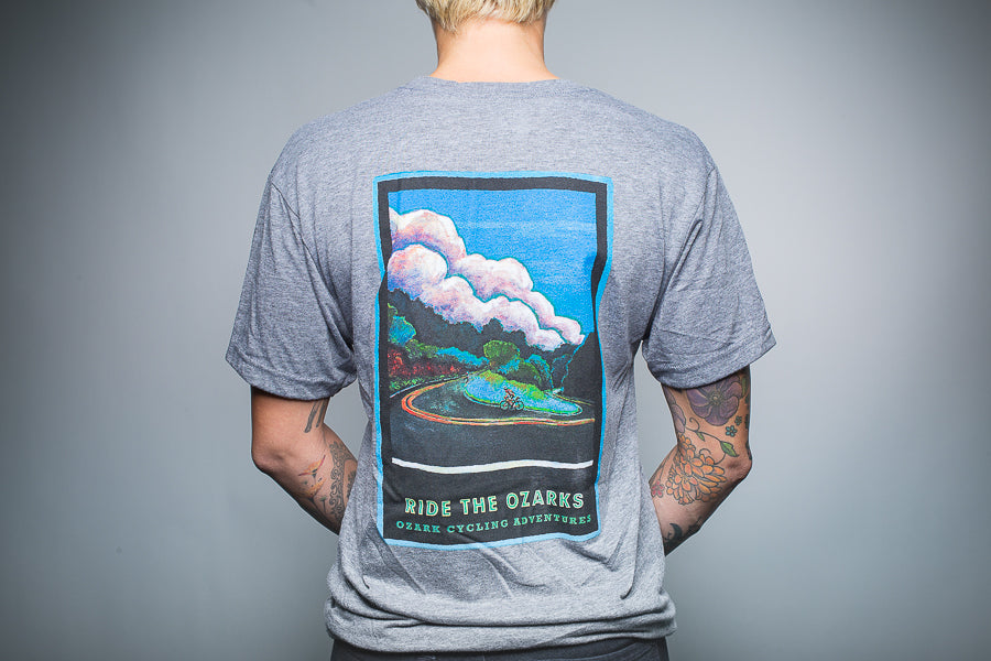 RIDE THE OZARKS T-Shirts