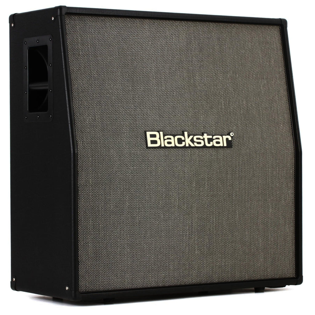 "Blackstar HTV412AMKII HT Venue Series Mark II Slant 4 x 12"" Electric Guitar Speaker Cabinet"