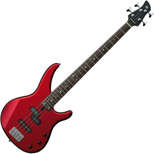Yamaha TRBX174RM TRBX Series Bass Guitar in Red Metallic