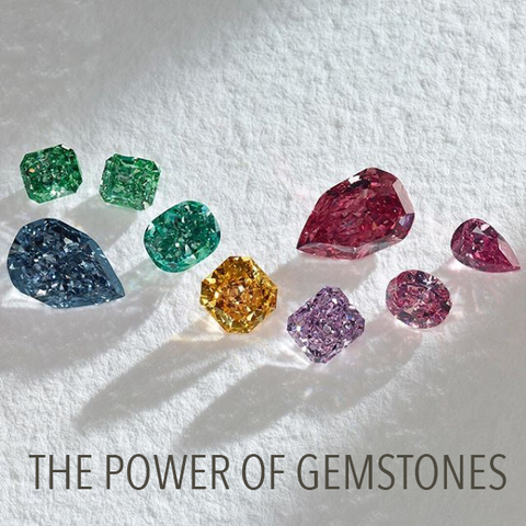 Gemstone Meaning Portland Judith Arnell Jewelers