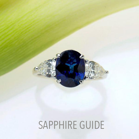 Sapphire Guide Portland Judith Arnell Jewelers