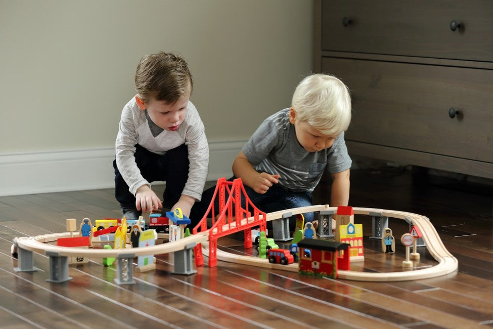 How Toys Advance Motor Skill Development
