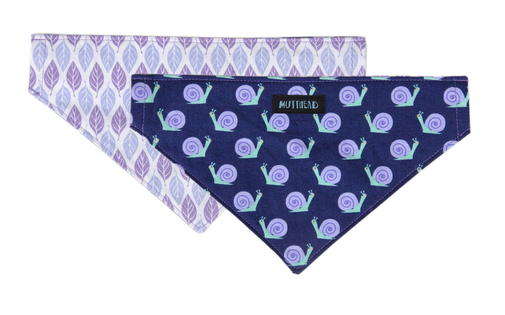 Reversible Bandana in Flash and Trax