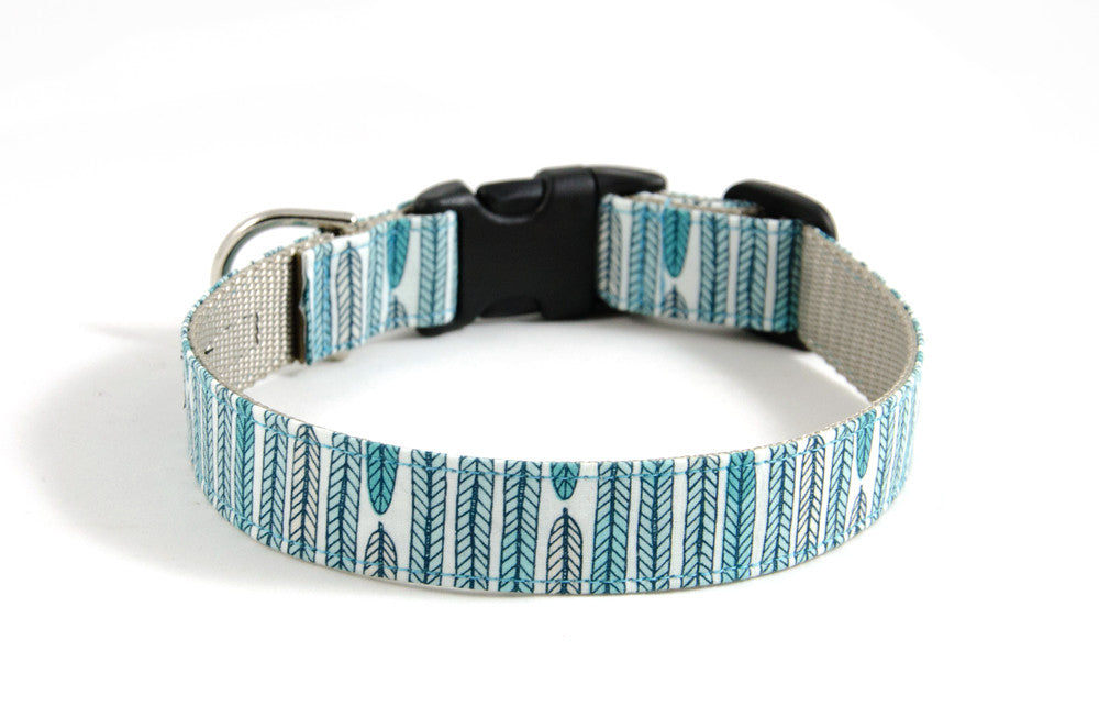 Buckle Dog Collar in Joon