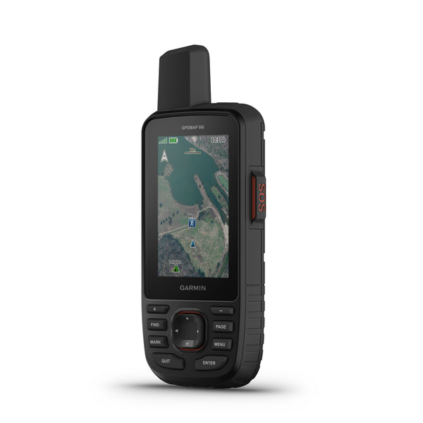 GPSMAP 66i inc inReach Technology - The Ultimate GPS - Coming Soon