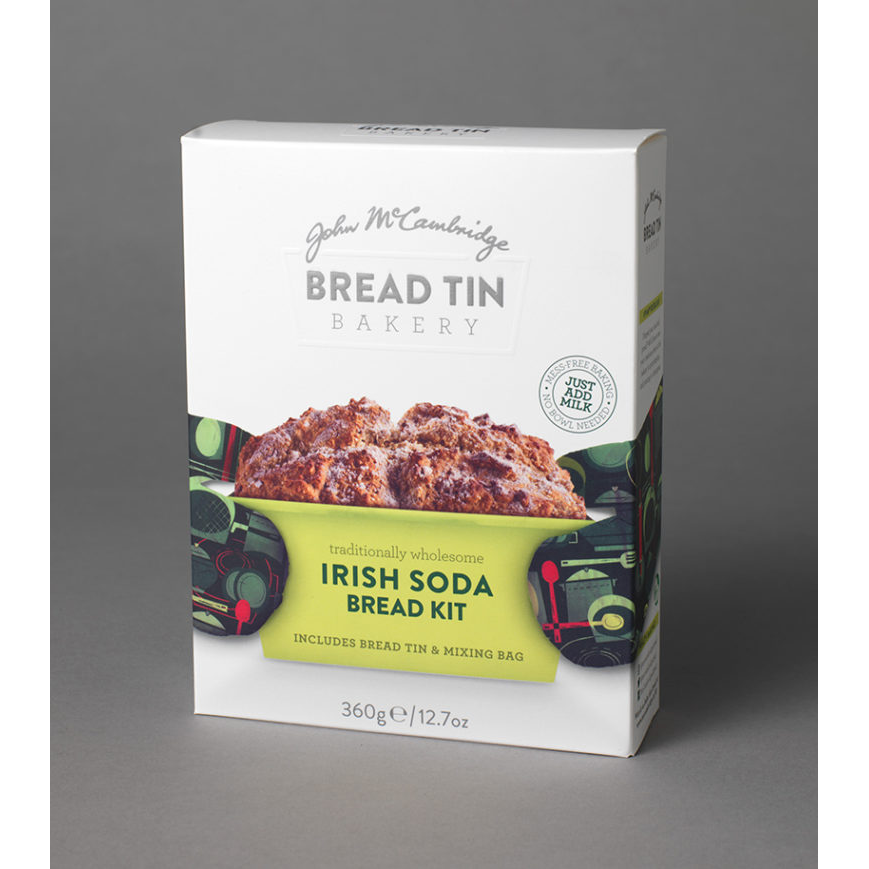 McCambridge Bread Tin Bakery Irish Soda Bread Kit 360g