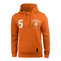 Mens hoodie crosshatch designer aichi - Kandor Clothing Company Ltd UK