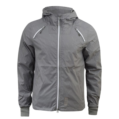Mens Crosshatch Windbreaker jacket Achernar - Kandor Clothing Company Ltd UK