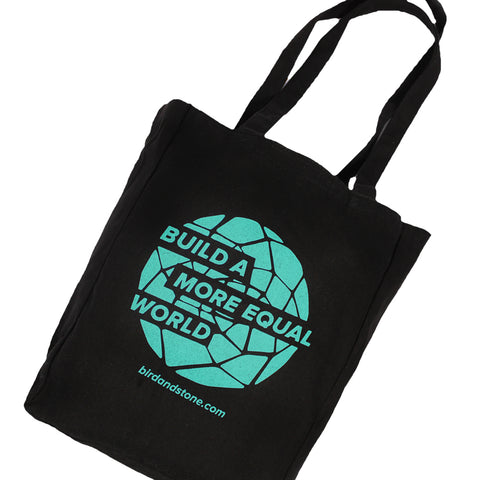 'Build a More Equal World' Tote