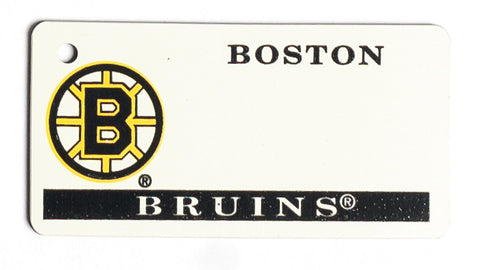Boston Bruins Key Tag