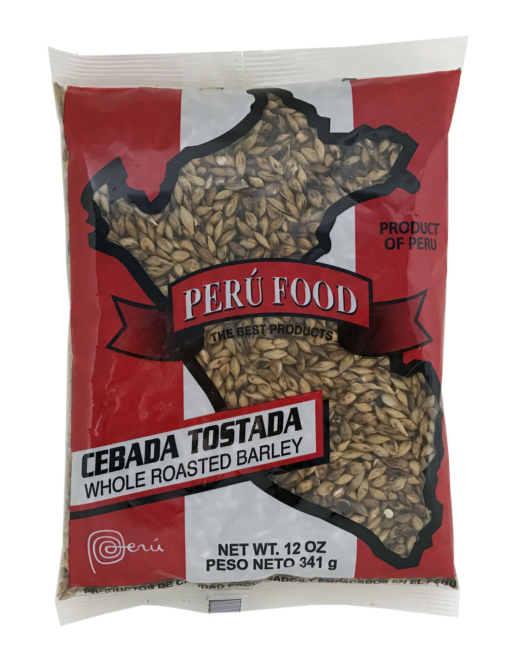 Peru Food Cebada Tostada 12 oz.