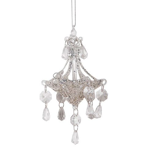 Clear Chandelier Decoration