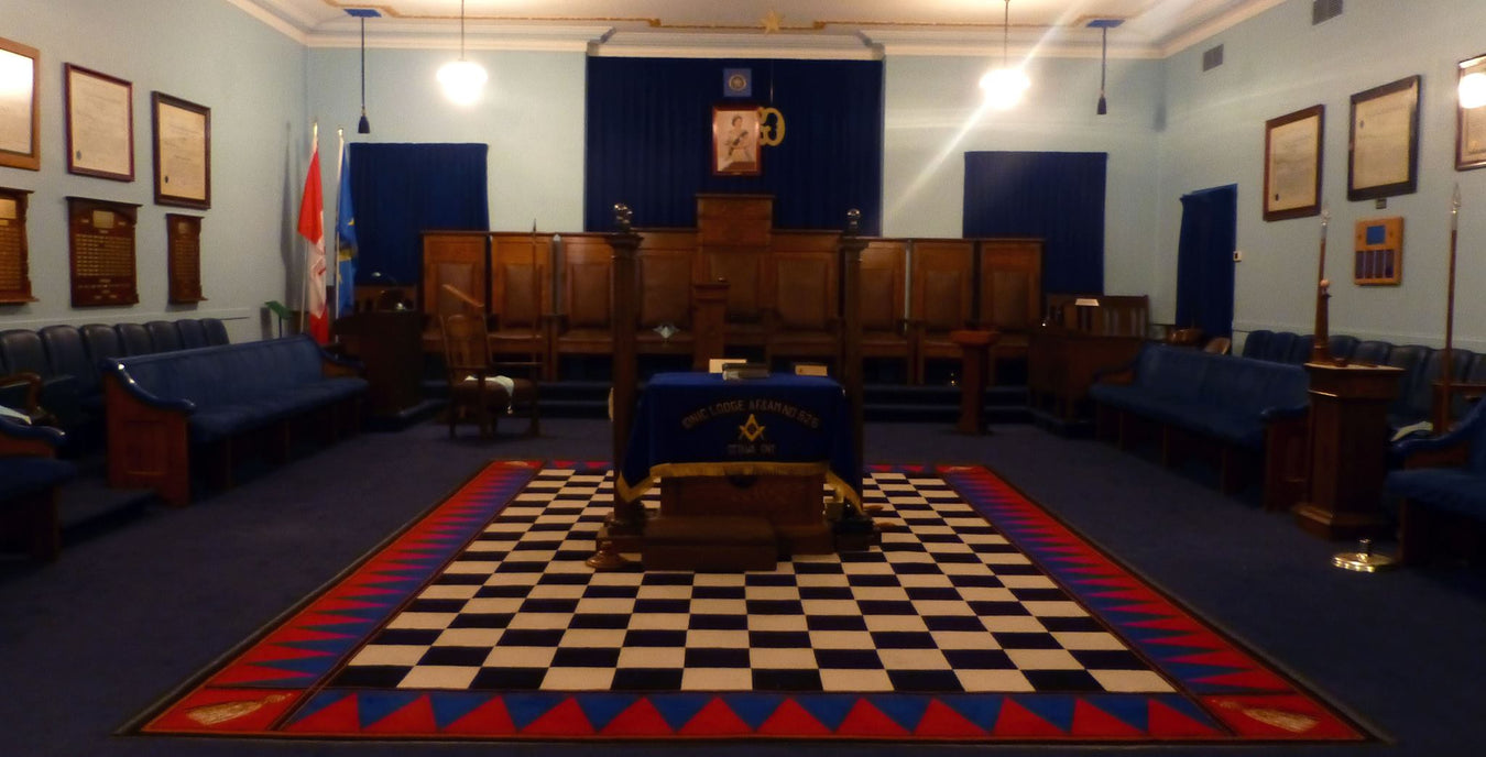 Ancient Free & Accepted Masons,  Ionic Lodge no. 526