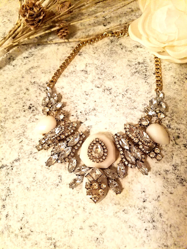 Big and Bright Statement Necklace