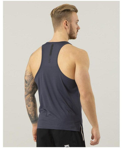 ICIW Training Vest Grey-ICIW-Gym Wear
