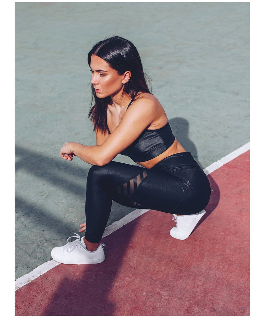 Workout Empire Power by Herrstedt Shine Leggings-Workout Empire-Gym Wear
