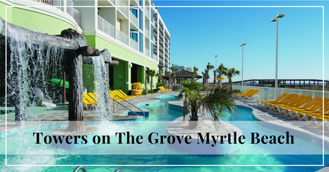Wyndham Towers on The Grove Vacations