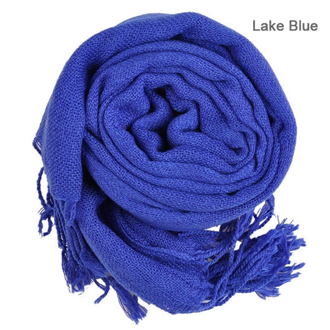 Celebrity Style Winter Scarves - fall/winter - BoujichickFashions