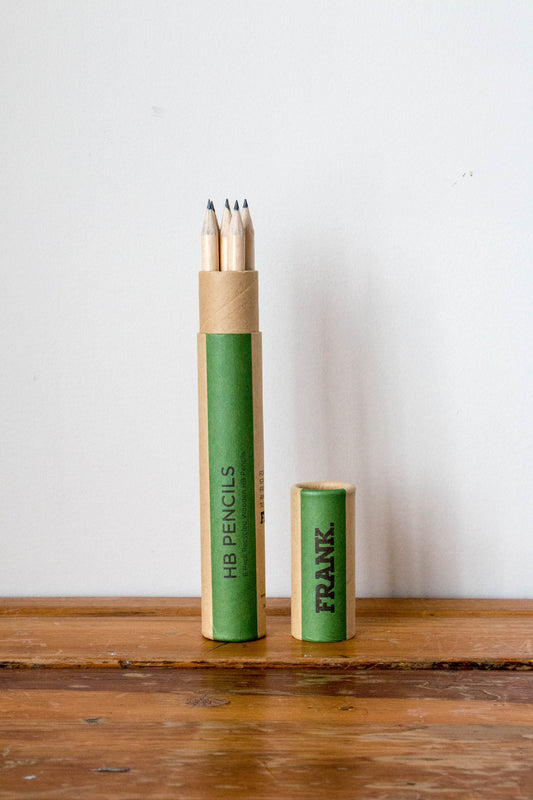 FRANK Stationery HB Pencils- Tube