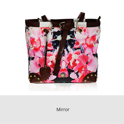 Singapore CC IDEER Designer Bags - Orchid & the World Collection | Mirror
