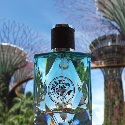 Ladies Perfume Made in Singapore - Orchids By The Bay | Singapore Gift