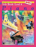 Alfred's Basic Piano Course: Top Hits! Solo Book 4 00-19694   upc 038081189246