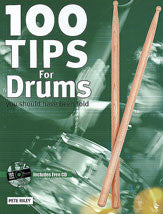 100 Tips for Drums 64-1860744354   upc 654979062615