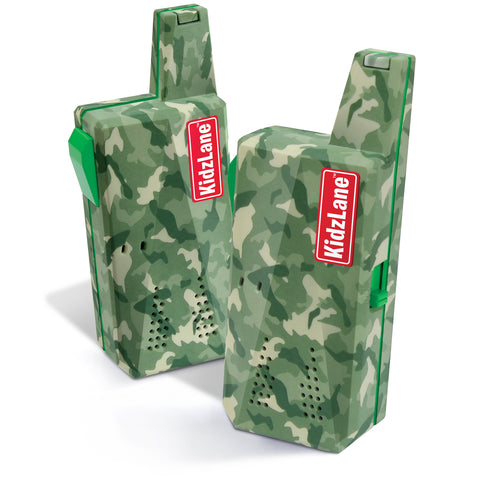 Kids Walkie Talkie Camo